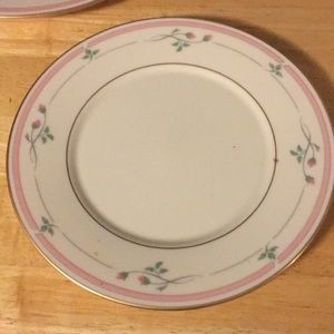 Lenox Rose Manor salad/ dessert plate